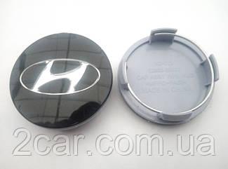 Колпачок в диск HYUNDAI 56-60 мм черный