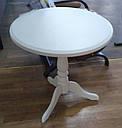 Столик кофейный Стелла  белый, фото 5
