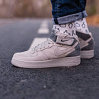 Nike Air Force 1 Mid x Reigning Champ, фото 1