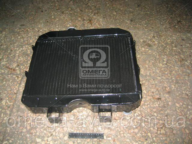 Радиатор охлаждения УАЗ (3-х рядный) (ШААЗ) 3741-1301010-04