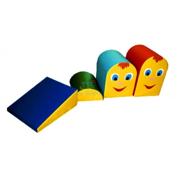 Мягкий игровой набор Кочки
