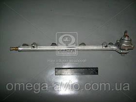 Топливопровод ГАЗ 3110, 31105, ГАЗЕЛЬ (с клап.редукц.) (ПЕКАР) 406.1104058-12
