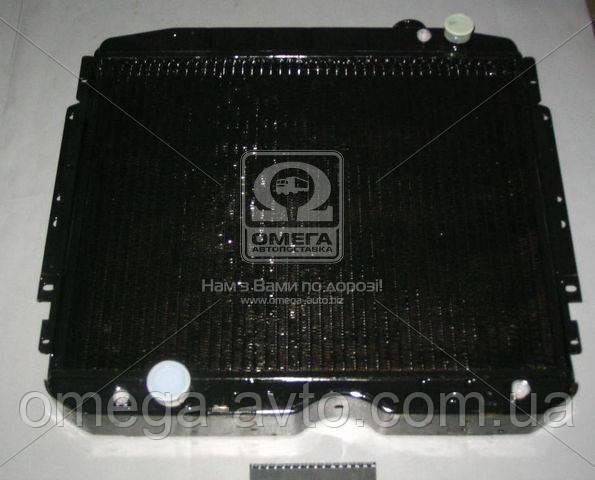Радиатор охлаждения ГАЗ 3307 (3-х рядный) (ШААЗ) 3307-1301010-70