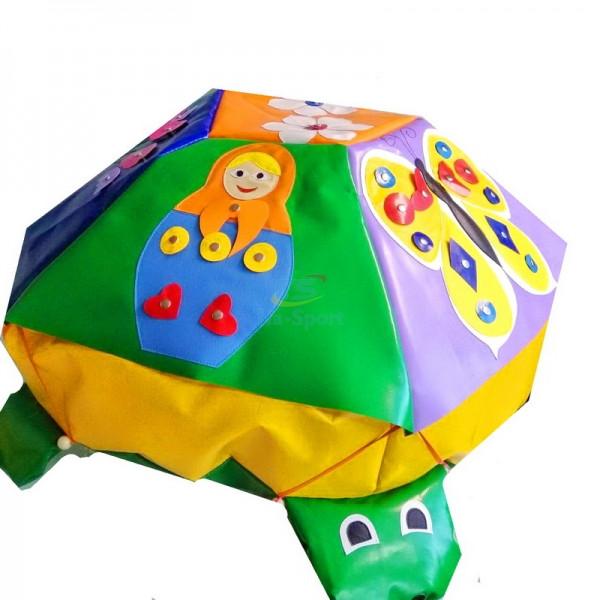 Дидактический модуль Черепаха, в ассортименте