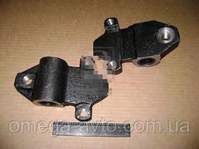 Вушко ресори КАМАЗ передній з втулкою (гроднамид) (КамАЗ) 65115-2902020