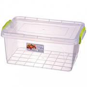 """Контейнер LUX для пищевых продуктов (9,5 л.) №7 """"AL plastik"""""""