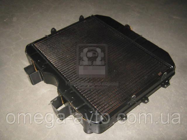 Радиатор охлаждения УАЗ (3-х рядный) (г.Бишкек) 15.1301010-01