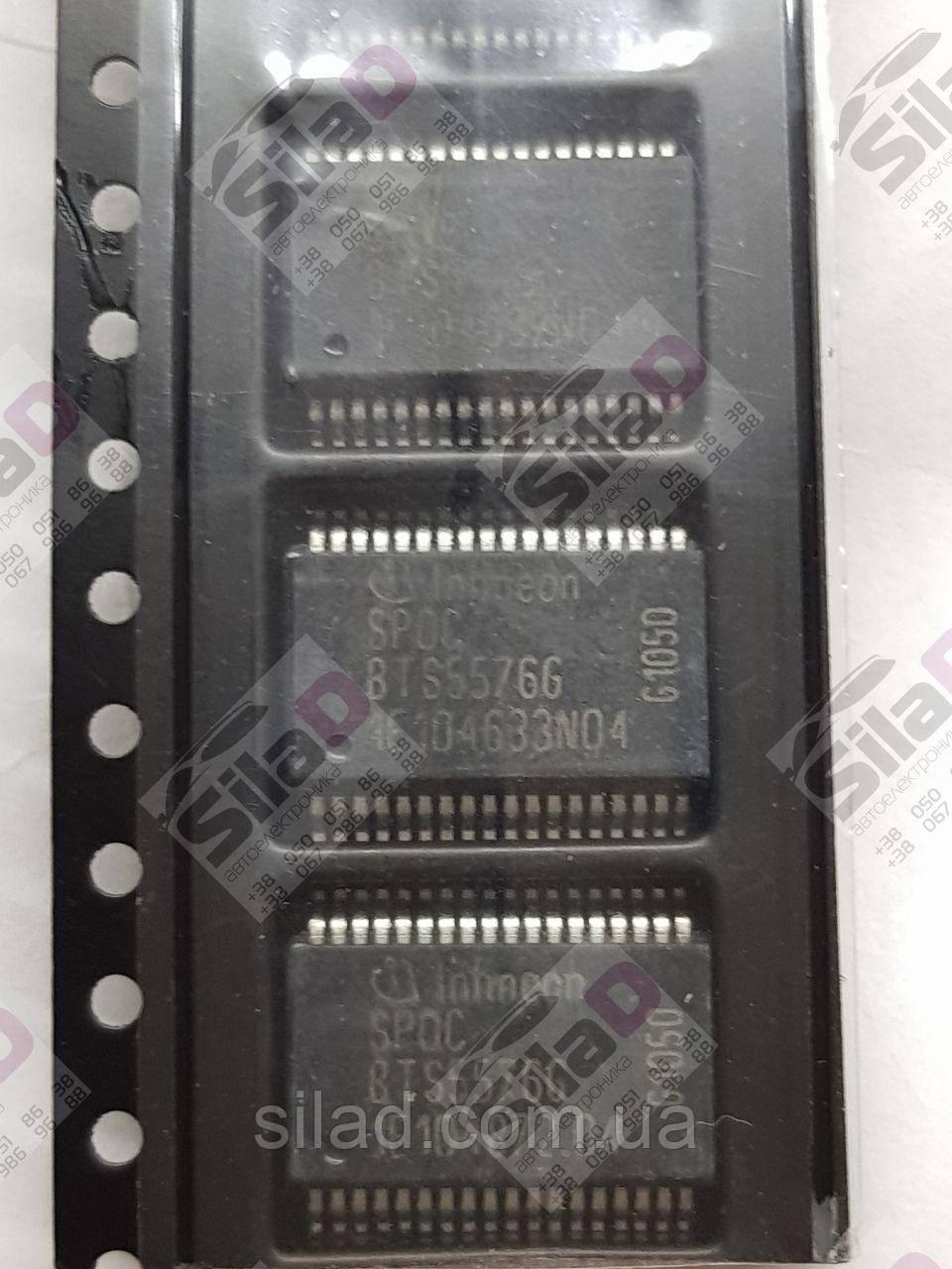 Микросхема BTS5576G Infineon корпус PG-DSO-36-34