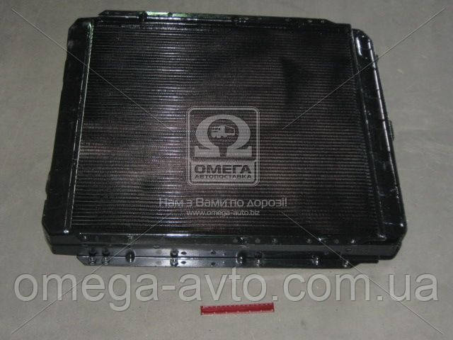 Радиатор охлаждения КАМАЗ 54115 с повыш.теплоотд (3-х рядный) (ШААЗ) 54115-1301010-10