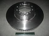 Радиатор охлаждения КАМАЗ 54115 с повыш.теплоотд (3-х рядный) (ШААЗ) 54115-1301010-10, фото 2