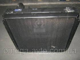 Радиатор охлаждения КАМАЗ 54115 с повыш.теплоотд. (3-х рядный) (г.Бишкек) 146.1301010