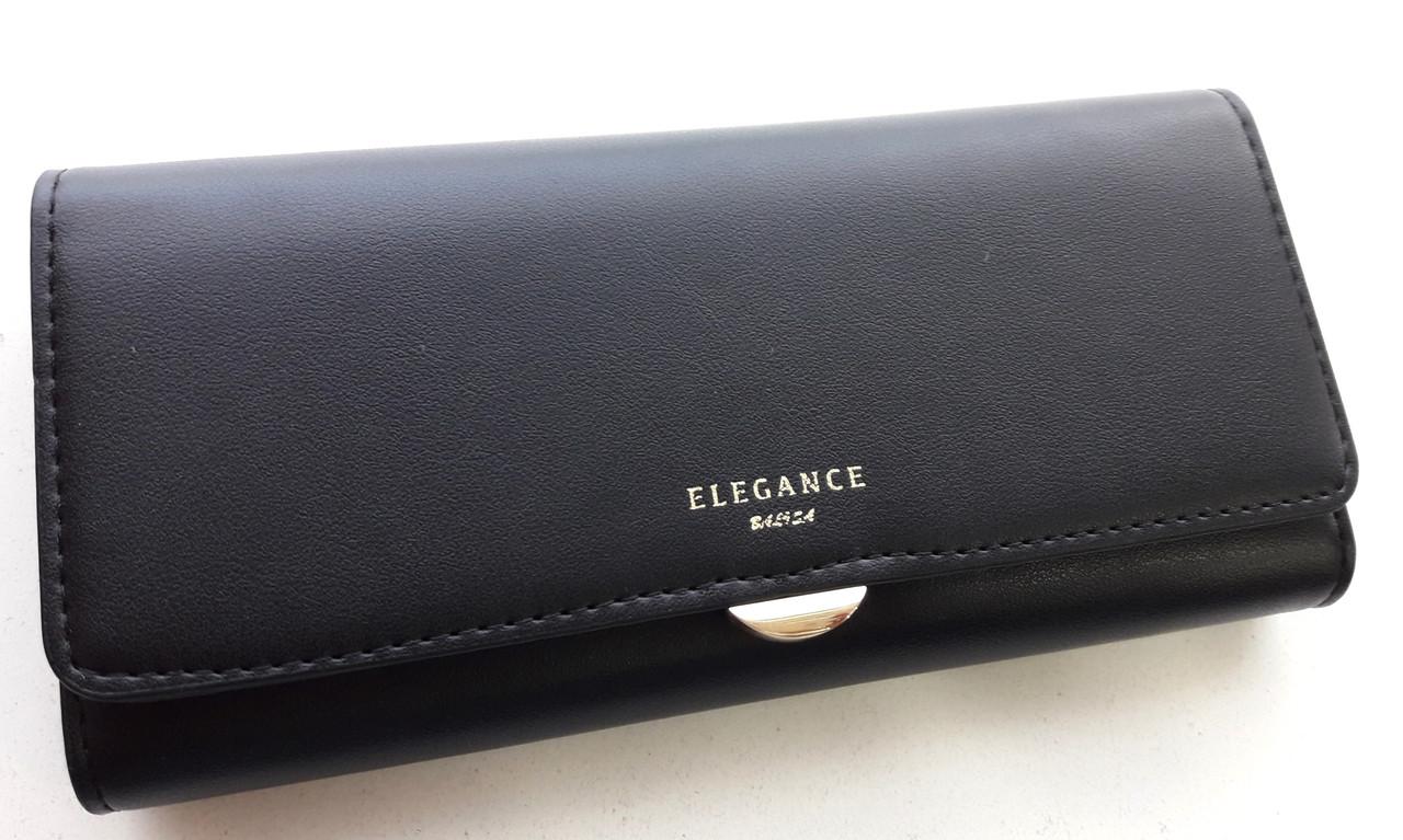 Женский кошелек Balisa С5616-003 черный Кошельки Balisa оптом по низким ценам