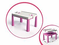 Стол детский с насадкой для аэрохоккея Doloni розовый, 04580/3
