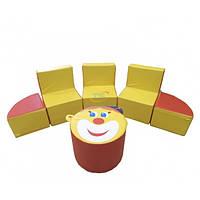 Комплект игровой мебели Клоун