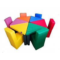 Комплект игровой мебели Цветочек Тia-sport