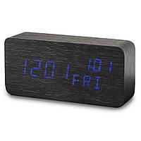 Часы Деревянные Wooden Clock vst 862