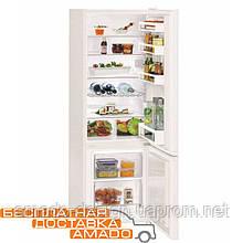 Холодильник Liebherr з нижнім розташуванням морозильної камери CU 2831
