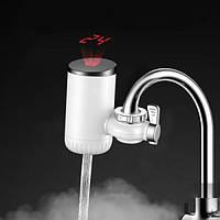 Электрический проточный водонагреватель RX 013 Мини бойлер plumber free ZV