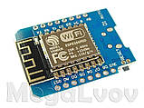 WeMos D1 mini WiFi плата на базе ESP8266 + CH340G для Arduino и других платформ., фото 5