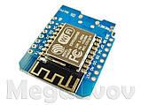 WeMos D1 mini WiFi плата на базе ESP8266 + CH340G для Arduino и других платформ., фото 7