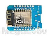 WeMos D1 mini WiFi плата на базе ESP8266 + CH340G для Arduino и других платформ., фото 4