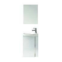 Комплект ROYO Elegance 122910 тумба с раковиной + зеркало