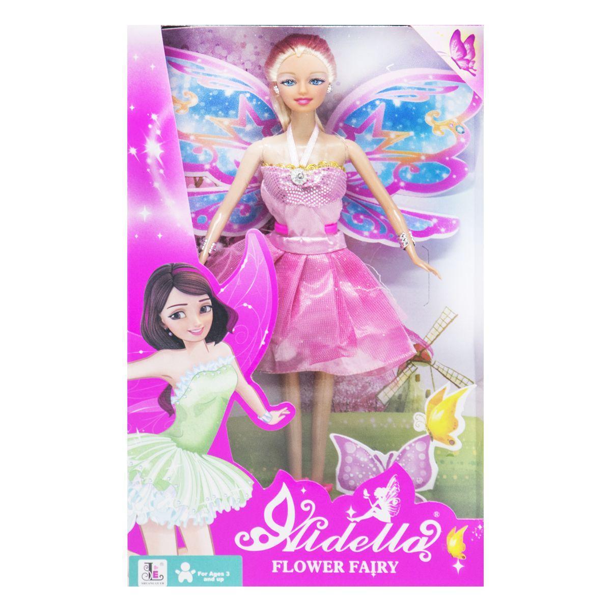 Кукла  Фея розовый
