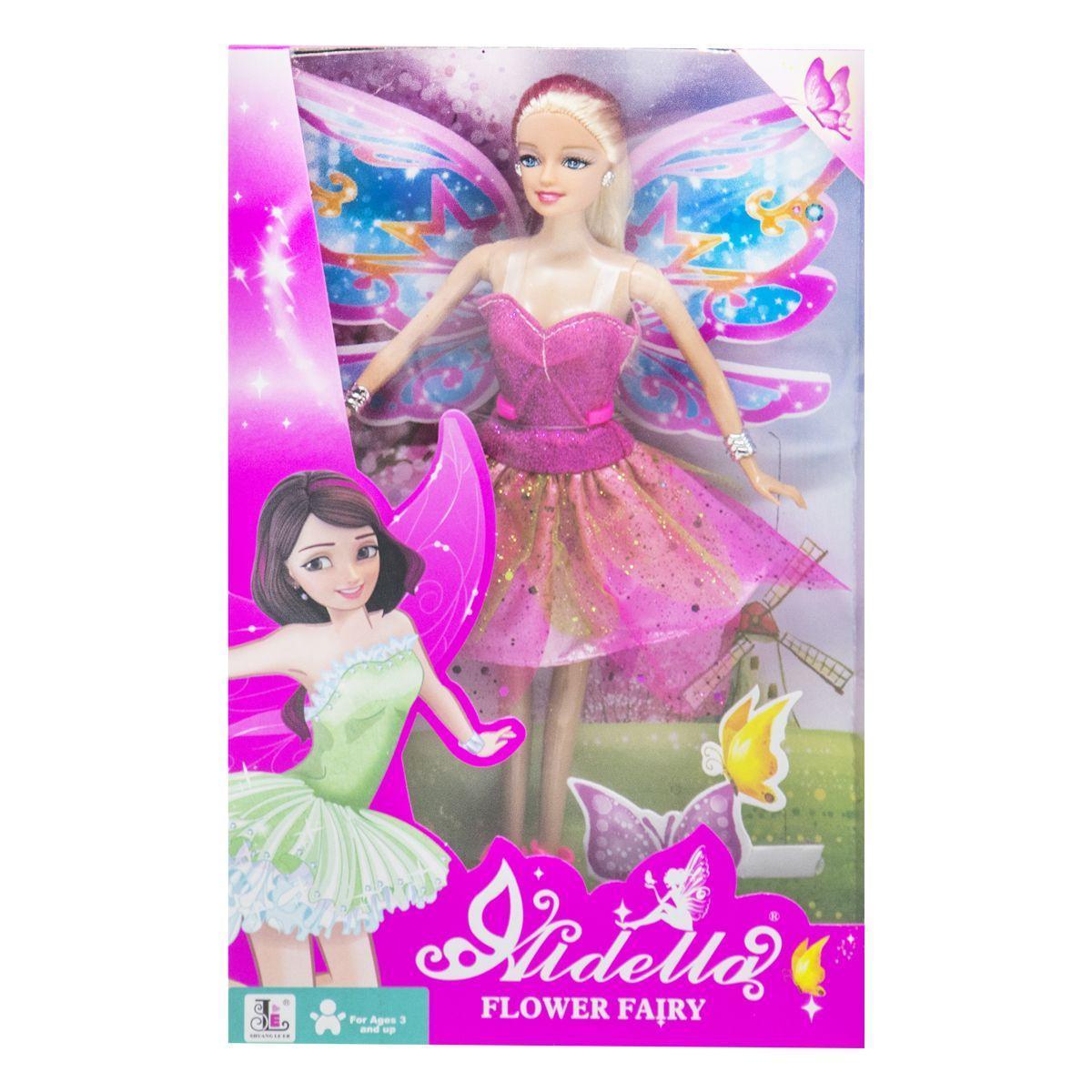 Кукла Фея  с блестками