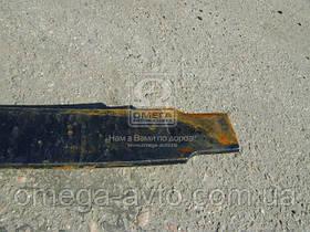 Лист рессоры №4 передней КАМАЗ 1355мм (Чусовая) 55111-2902104-01