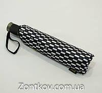 """Зонтик женский полуавтомат сатин на 9 углепластиковых спиц от фирмы """"Max""""., фото 1"""