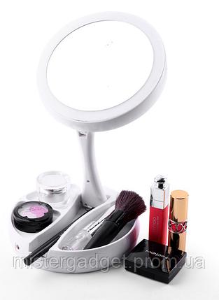 Зеркало для макияжа My Fold Away ITE с подсветкой, фото 2