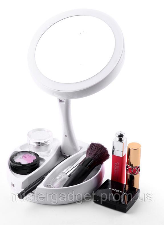 Зеркало для макияжа My Fold Away ITE с подсветкой