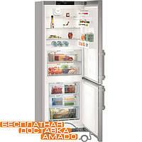 Комбинированный холодильник Liebherr - морозильник с камерой BioFresh CBNef 5715
