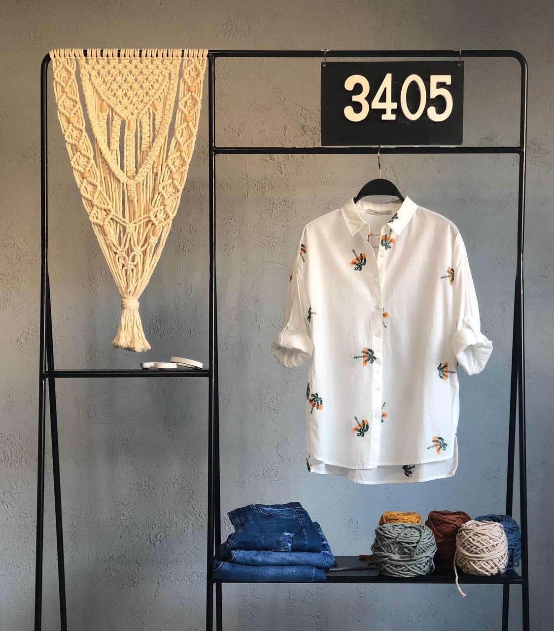 Рубашка женская турция фабричная прямая поставка