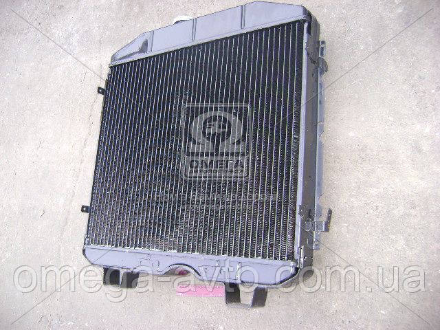 Радиатор охлаждения ГАЗ 66 (3-х рядн.) (ШААЗ) 66-1301010