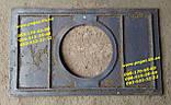 Плита чугунная (400х700мм) печи, грубу, мангал, барбекю, фото 3