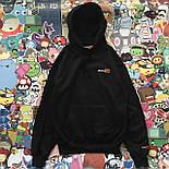 PornHub Худи - мужская толстовка Порнохаб (Вышивка), фото 2