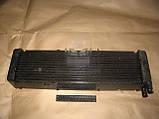 Радиатор отопителя (печки) УАЗ 3741 (медный) (3-х рядный) патрубок 20мм (ШААЗ) 73-8101060, фото 2