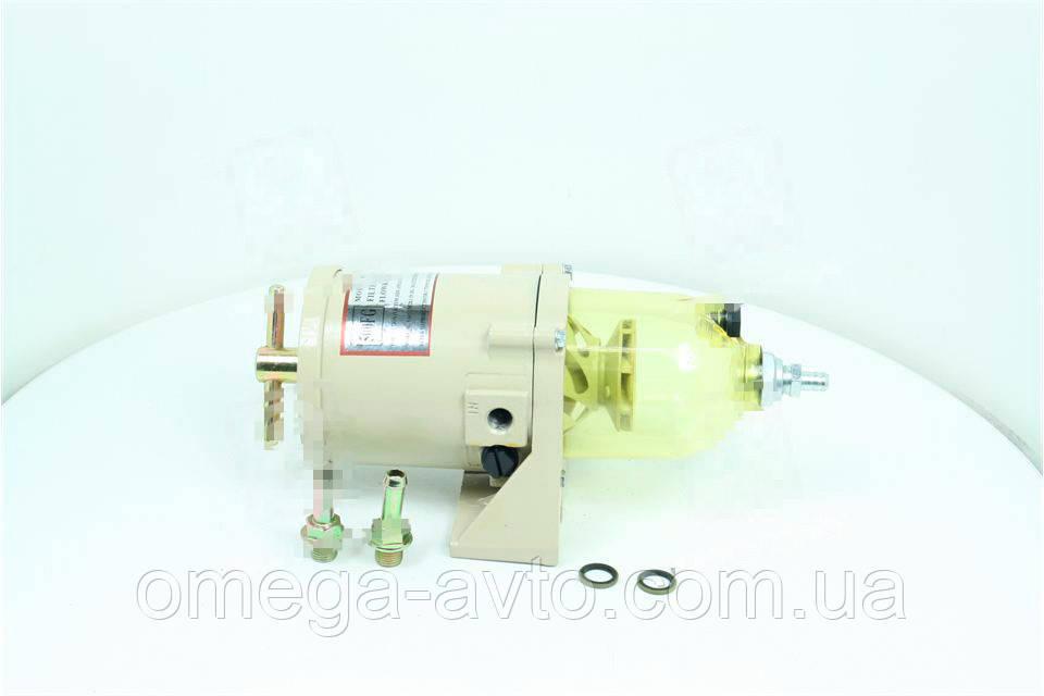 Фильтр топливный (сепаратор воды) MAN, DAF, КАМАЗ (Дорожная Карта) 500FG