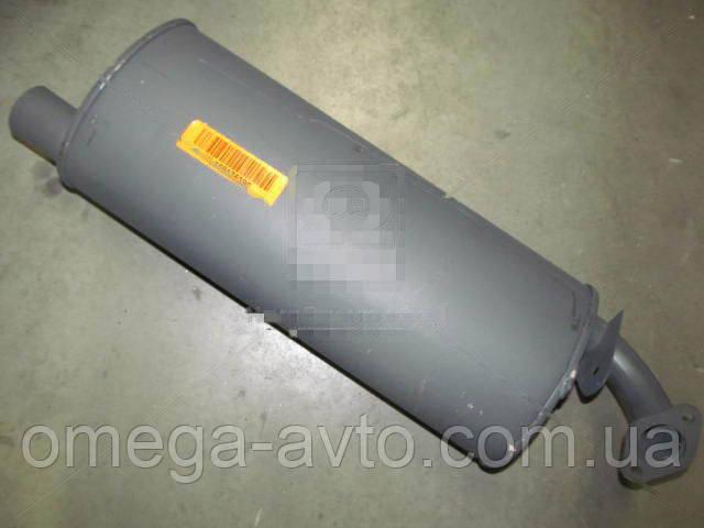 Глушник ГАЗ 2410, газ-3102 (Tempest) 24-1201008