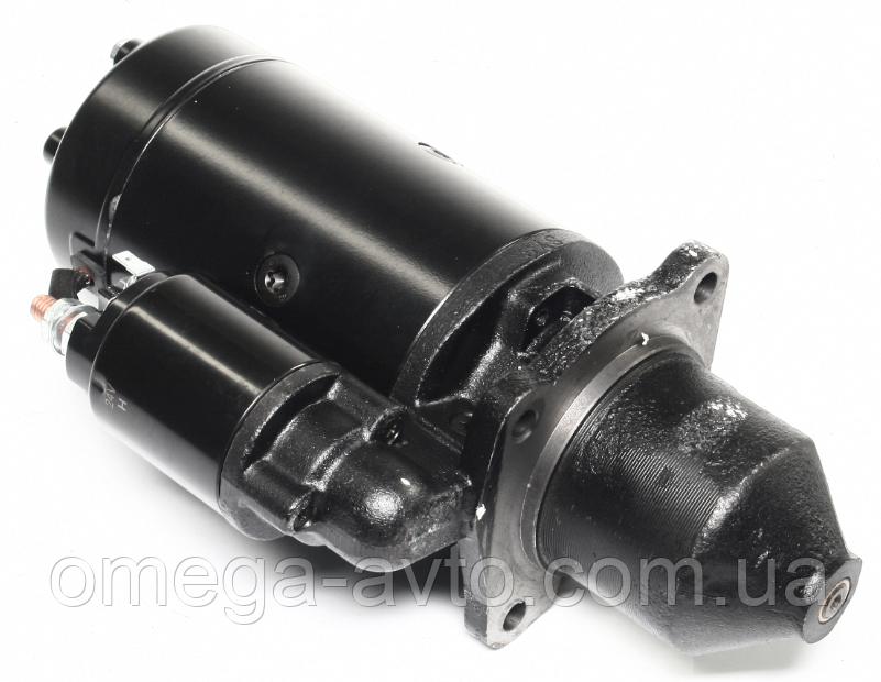 Стартер Еталон 24В 4 кВт 9зуб. (аналог Bosch довга кришка) (DECARO) DEC-261815140102
