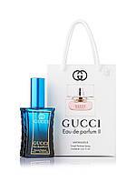 Парфюмированная вода Gucci Eau de Parfum 2 50 мл для женщин и девушек