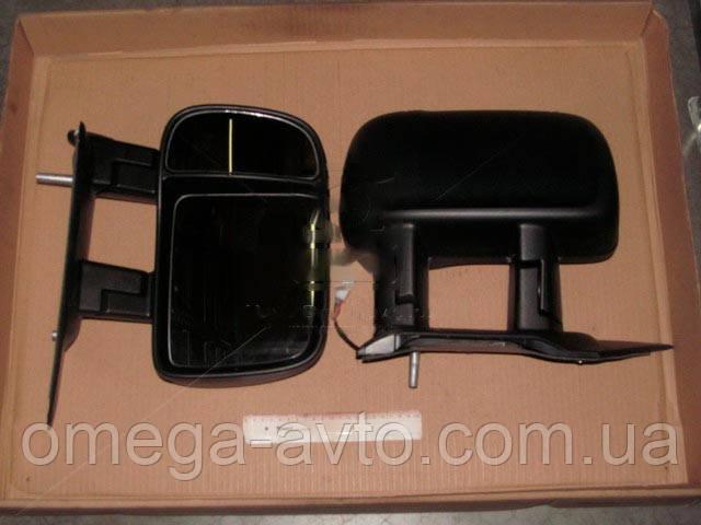 Зеркала заднего вида наружные (с электроприводом и обогревом) комплект ГАЗель Next ГАЗ А21R23.8201206-10