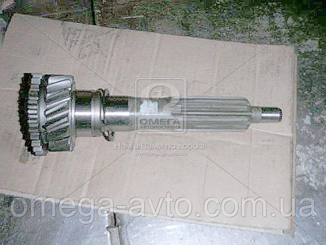 Вал первичный КПП ГАЗ 53 не в сборе (ГАЗ) 53-12-1701302