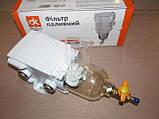 Фильтр топливный (сепаратор воды) MAN, DAF, КАМАЗ, (Дорожная карта) 600FH, фото 2