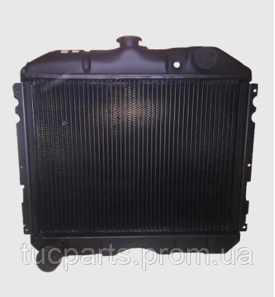 Радиатор  водяные  Волга 2410 (3 ряд)(Gaz 31029) пр-во Радиатор Иран