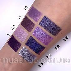 Пигмент для макияжа Shine Cosmetics №43, фото 3