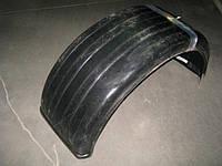 Локер Крыло грузовое,односкатное,рифленое (шир. 430) (кругл.)Прицепы,Полуприцепы. Локеры