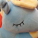 Детский плед игрушка Единорог, фото 6