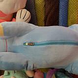 Детский плед игрушка Единорог, фото 7